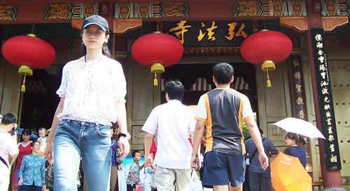 深圳仙湖植物园(2009 年国庆)