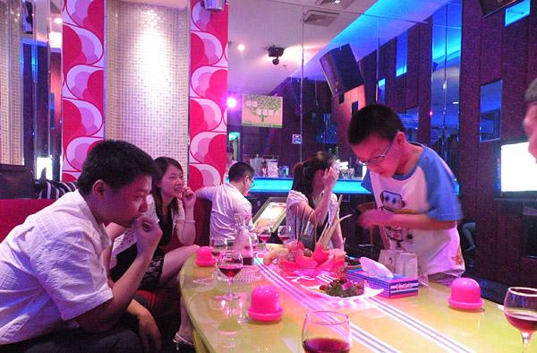 深圳东门同学聚会(二)